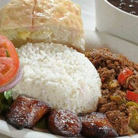 Photo taken at Papi's Cuban & Caribbean Grill by Kisha Kind on 2/24/2013