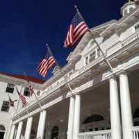 Photo taken at Stanley Hotel by jason b. on 10/19/2012