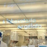 Photo taken at Il Laboratorio Del Gelato by Sinead D. on 4/28/2013