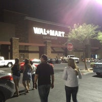 Photo taken at Walmart Supercenter by Maurílio M. on 6/1/2013