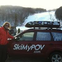 Photo taken at Middlebury Snow Bowl Ski Shop by Jack Q. on 1/13/2013