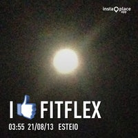 Photo taken at FitFlex Academias by Vinicius S. on 8/21/2013