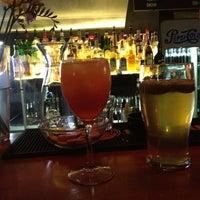 Photo taken at Mishka Bar by Yana K. on 2/11/2013