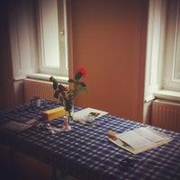 Das Foto wurde bei Restaurant Waldviertlerhof von Yildirim Y. am 6/1/2013 aufgenommen