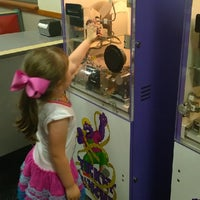 Photo taken at Chuck E. Cheese's by Brian T. on 6/25/2014
