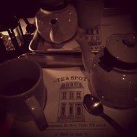 Photo taken at The Tea Spot by Elena .. on 1/4/2014