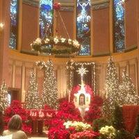 Photo taken at St. Joseph R.C. Church by Nick F. on 12/29/2013