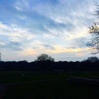Photo taken at Bosworth Battlefield Heritage Centre & Country Park by Robert B. on 12/31/2014