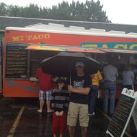 Photo taken at Taco Republic Truck by Janel W. on 8/4/2013