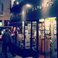 Photo taken at City Lights Bookstore by Sebastian J. on 7/4/2013