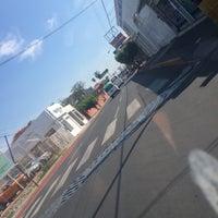 Photo taken at Avenida Reforma Cuautla by Ana R. on 5/1/2016