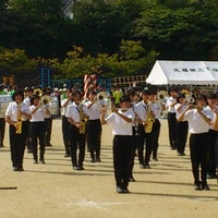 Photo taken at 名古屋市立 植田南小学校 by Satoshi Y. on 10/14/2012