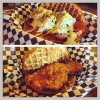 Photo taken at Butter And Zeus Waffle Sandwiches by Harry C. on 7/15/2013