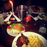 """Photo taken at Restaurant """"Donde Walter"""" by Roxana D. on 3/24/2013"""