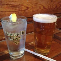 Photo taken at Arcadia Brewing Company by Aaron R. on 4/27/2013