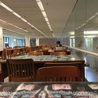 Photo taken at UW: Allen Library by Scott M. on 9/20/2017