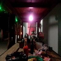 Photo taken at Angkringan Kandangsapi Kang Hartono by Made S. on 8/1/2013