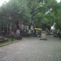 Foto tomada en Jardín de las Rosas por Jorge T. el 9/28/2012