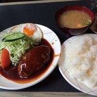 Photo taken at 喫茶レストラン縄 by Hiroshi N. on 2/13/2014