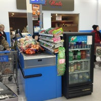 Photo taken at Walmart Supercenter by Logan F. on 2/23/2013