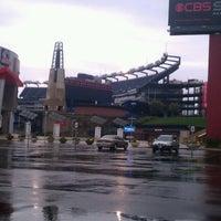 Photo taken at CBS Scene Restaurant & Bar by Tom B. on 10/14/2012