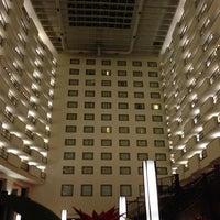 Photo taken at Hilton Nashville Downtown by Aga A. on 11/6/2012