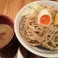 Photo taken at 三代目 宮田麺児 by みね ひ. on 3/7/2013