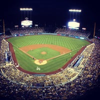 Photo taken at Dodger Stadium by Alex A. on 6/12/2013