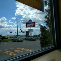 Photo taken at Wendy's by Christopher S. on 5/19/2016