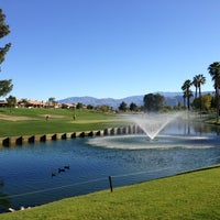Photo taken at The Westin Mission Hills Golf Resort & Spa by Joseph F. on 2/22/2013