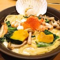 Photo taken at ガスト 長崎駅北店 by るん on 12/19/2013