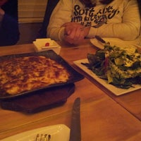 Photo taken at La Buona Cucina (Pizza & Lasagna) by Maya J. on 12/5/2012