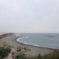 Photo taken at 旗津海水浴場 Cijin Beach by やも 有. on 12/25/2016