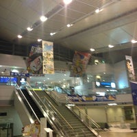 Photo taken at Niigata Airport (KIJ) by active_co on 2/19/2013