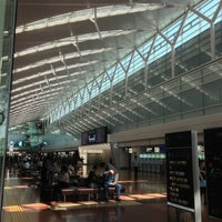 Photo taken at HND Terminal 2 by active_co on 5/10/2013