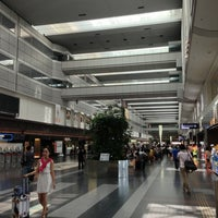 Photo taken at HND Terminal 1 by active_co on 7/20/2013