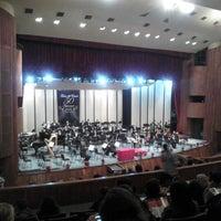 Photo taken at Teatro Del Estado by Adolfo G. on 12/15/2012