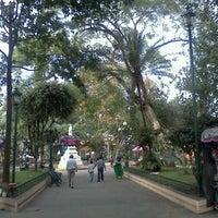 Foto diambil di Parque Miguel Hidalgo oleh Adolfo G. pada 10/28/2012
