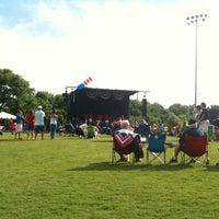 Photo taken at Harrisburg Community Park by Steve B. on 7/4/2013