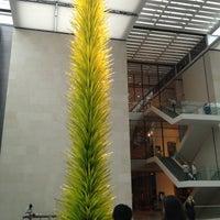 Das Foto wurde bei MFA Garden Cafeteria von Yoav S. am 10/28/2012 aufgenommen
