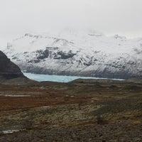 Photo taken at Svínafellsjökull by Erndog on 1/14/2018