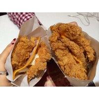 Photo taken at KFC by Minjee K. on 2/4/2014