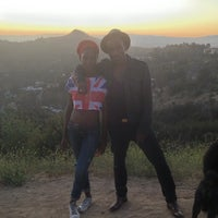 Photo taken at Mulholland Drive by Jodie S. on 6/22/2013