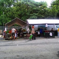 Photo taken at Inwood Farmers Market by andre r. on 7/27/2014