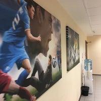 Снимок сделан в Футбольный клуб «Зенит» / FC Zenit пользователем Sergey L. 9/21/2016