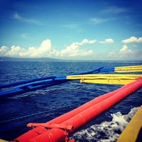 Photo taken at Somewhere In The Middle Of The Sea by Darrel R. on 12/10/2012