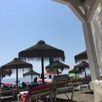 Photo taken at Sirena Beach Club by Ina V. on 8/18/2018