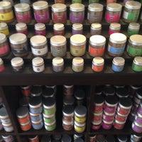 Photo taken at La Boîte Biscuits & Spices by Jordan M. on 1/17/2014