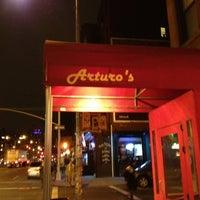 Photo taken at Arturo's Restaurant by Arturo M. on 3/1/2013