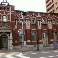 Photo taken at Minatomotomachi Station (K03) by clever_of ろ. on 10/14/2012